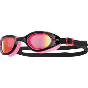 TYR Special Ops 2.0 duikbrillen Dames Polarized roze/zwart